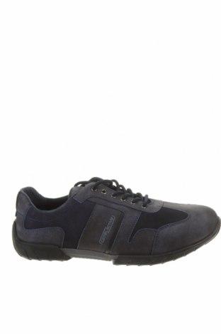 Мъжки обувки Camel Active, Размер 41, Цвят Син, Естествена кожа, Цена 95,60лв.