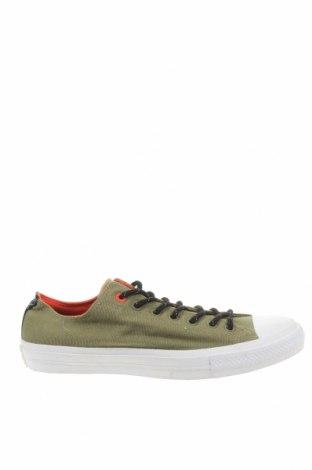 Pánské boty Converse, Velikost 44, Barva Zelená, Textile , Cena  879,00Kč
