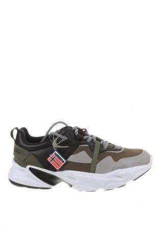 Мъжки обувки Geographical Norway, Размер 43, Цвят Многоцветен, Еко кожа, текстил, полиуретан, Цена 126,75лв.