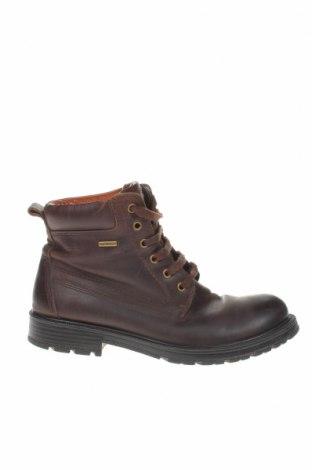 Мъжки обувки Geox, Размер 41, Цвят Кафяв, Естествена кожа, Цена 96,00лв.