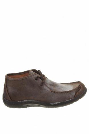 Мъжки обувки Imac, Размер 44, Цвят Кафяв, Естествена кожа, Цена 101,47лв.