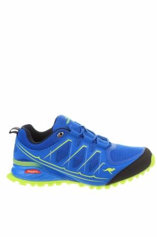 Ανδρικά παπούτσια Kangaroos, Μέγεθος 43, Χρώμα Μπλέ, Δερματίνη, πολυουρεθάνης, κλωστοϋφαντουργικά προϊόντα, Τιμή 46,01€