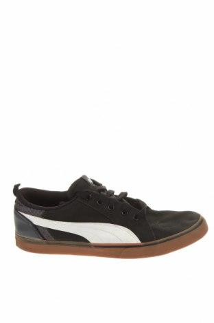 Мъжки обувки PUMA, Размер 44, Цвят Черен, Текстил, Цена 43,68лв.