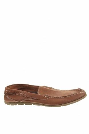Мъжки обувки Rockport, Размер 42, Цвят Кафяв, Естествена кожа, Цена 27,30лв.