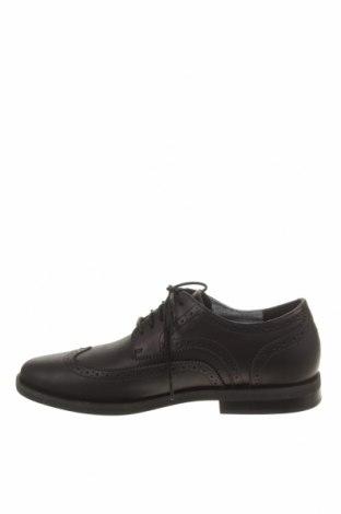 Мъжки обувки Timberland, Размер 43, Цвят Черен, Естествена кожа, Цена 216,75лв.