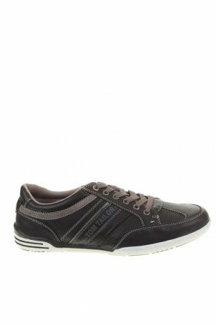 Мъжки обувки Tom Tailor, Размер 43, Цвят Черен, Еко кожа, Цена 74,25лв.