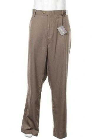 Мъжки панталон Alexander Julian, Размер 3XL, Цвят Сив, Полиестер, Цена 11,81лв.