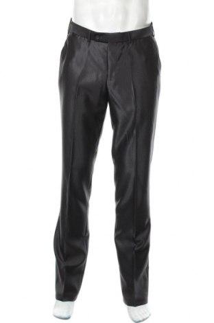 Мъжки панталон Angelo Litrico, Размер XL, Цвят Сив, 80% полиестер, 20% вискоза, Цена 28,67лв.