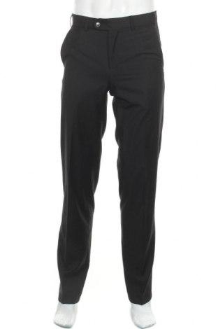 Мъжки панталон Angelo Litrico, Размер M, Цвят Черен, 65% полиестер, 35% вискоза, Цена 8,32лв.