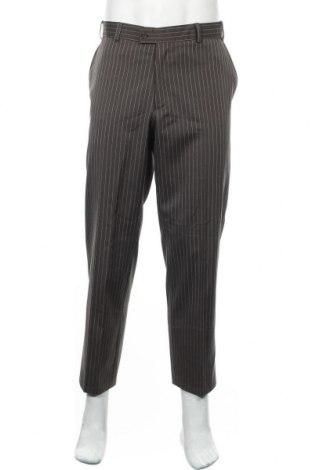 Мъжки панталон Angelo Litrico, Размер L, Цвят Сив, 95% полиестер, 3% еластан, 2% вискоза, Цена 5,41лв.
