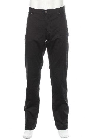 Ανδρικό παντελόνι Brax, Μέγεθος XL, Χρώμα Μαύρο, 97% βαμβάκι, 3% ελαστάνη, Τιμή 61,47€