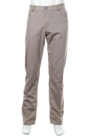 Ανδρικό παντελόνι Brax, Μέγεθος L, Χρώμα  Μπέζ, 97% βαμβάκι, 3% ελαστάνη, Τιμή 46,01€