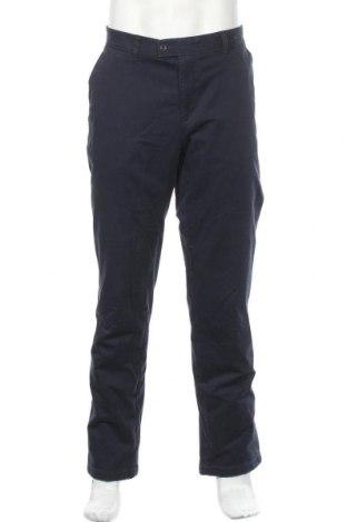 Ανδρικό παντελόνι Brax, Μέγεθος XL, Χρώμα Μπλέ, 50% βαμβάκι, 50% πολυεστέρας, Τιμή 65,33€