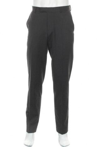 Мъжки панталон Casa Blanca, Размер M, Цвят Черен, Вълна, Цена 10,08лв.