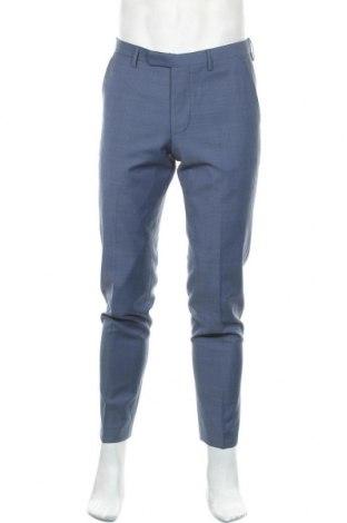 Ανδρικό παντελόνι Cinque, Μέγεθος M, Χρώμα Μπλέ, 54% πολυεστέρας, 44% μαλλί, 2% ελαστάνη, Τιμή 62,74€