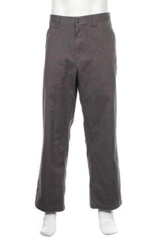 Ανδρικό παντελόνι Croft & Barrow, Μέγεθος XL, Χρώμα Γκρί, 60% βαμβάκι, 40% πολυεστέρας, Τιμή 12,86€