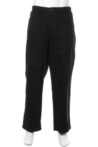 Ανδρικό παντελόνι Denver Hayes, Μέγεθος XXL, Χρώμα Μαύρο, Βαμβάκι, Τιμή 17,66€