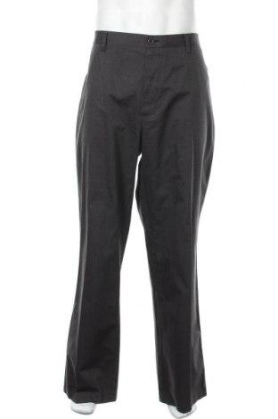 Ανδρικό παντελόνι Denver Hayes, Μέγεθος XXL, Χρώμα Γκρί, Βαμβάκι, Τιμή 20,98€