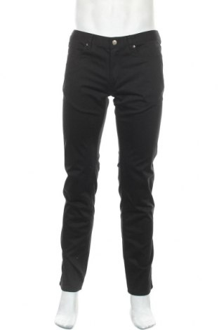 Ανδρικό παντελόνι Hugo Boss, Μέγεθος L, Χρώμα Μαύρο, 97% βαμβάκι, 3% ελαστάνη, Τιμή 95,37€