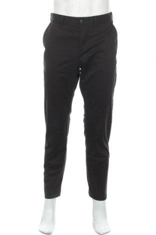Pantaloni de bărbați McNeal, Mărime L, Culoare Negru, 98% bumbac, 2% elastan, Preț 56,58 Lei