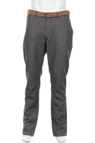 Ανδρικό παντελόνι McNeal, Μέγεθος XL, Χρώμα Γκρί, 98% βαμβάκι, 2% ελαστάνη, Τιμή 17,79€