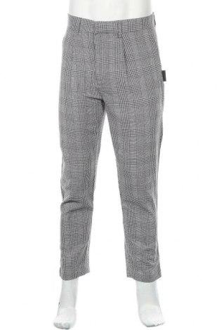 Мъжки панталон Nominal, Размер L, Цвят Сив, Памук, Цена 13,26лв.