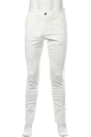 Ανδρικό παντελόνι SUN68, Μέγεθος M, Χρώμα Λευκό, 98% βαμβάκι, 2% ελαστάνη, Τιμή 49,18€