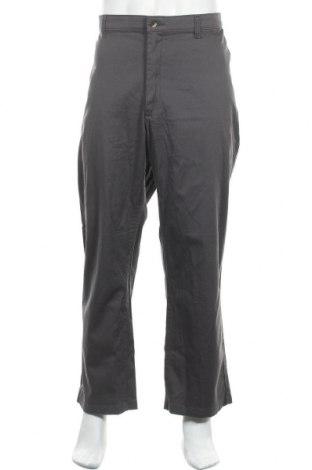 Мъжки панталон Wrangler, Размер XL, Цвят Сив, 99% памук, 1% еластан, Цена 4,38лв.