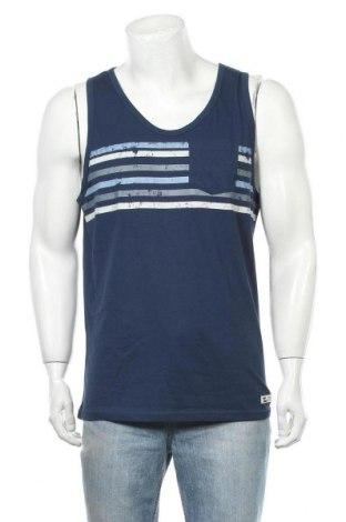 Ανδρική αμάνικη μπλούζα Charles Vogele, Μέγεθος M, Χρώμα Μπλέ, Βαμβάκι, Τιμή 7,40€