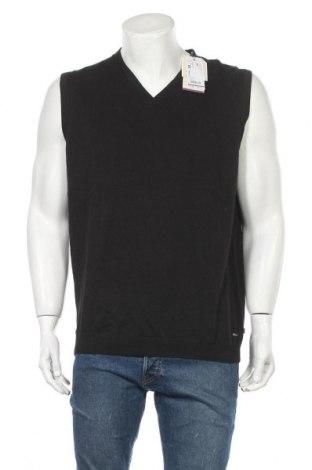 Ανδρικό πουλόβερ Tom Tailor, Μέγεθος XXL, Χρώμα Μαύρο, 60% βαμβάκι, 40% βισκόζη, Τιμή 16,73€