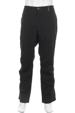 Ανδρικό αθλητικό παντελόνι Brax, Μέγεθος XL, Χρώμα Μαύρο, 97% πολυαμίδη, 3% ελαστάνη, Τιμή 65,33€