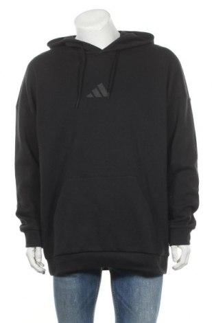 Pánská mikina  Adidas, Velikost L, Barva Černá, 67% bavlna, 33% polyester, Cena  1048,00Kč