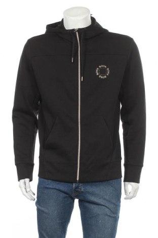 Pánská mikina  Hugo Boss, Velikost L, Barva Černá, 51% polyester, 49% bavlna, Cena  2740,00Kč