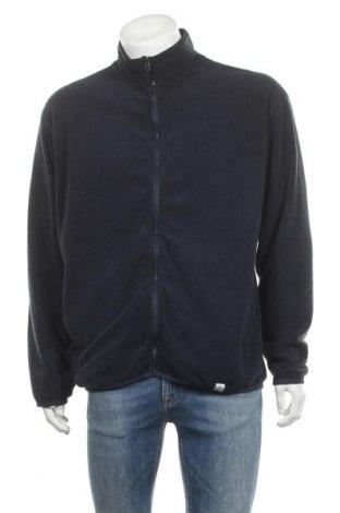 Ανδρική ζακέτα fleece McNeal, Μέγεθος XL, Χρώμα Μπλέ, Πολυεστέρας, Τιμή 19,63€