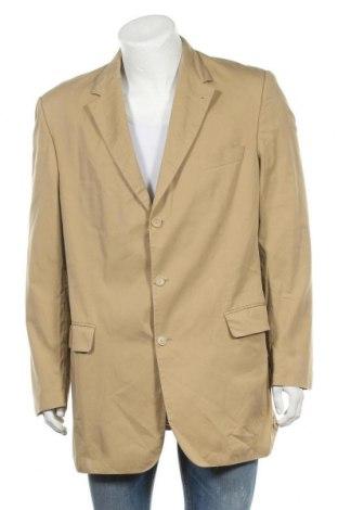 Ανδρικό σακάκι Eduard Dressler, Μέγεθος XL, Χρώμα  Μπέζ, Βαμβάκι, Τιμή 11,90€