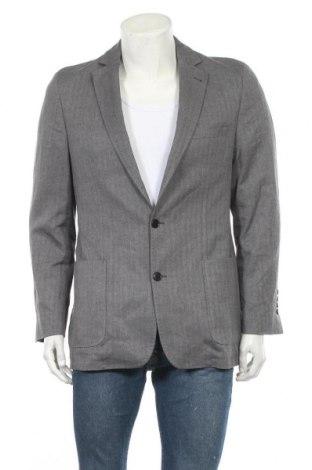 Мъжко сако Pierre Cardin, Размер M, Цвят Сив, Цена 36,02лв.
