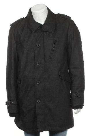 Ανδρικό μπουφάν Matinique, Μέγεθος XXL, Χρώμα Μαύρο, 58% βαμβάκι, 42% πολυεστέρας, Τιμή 62,17€