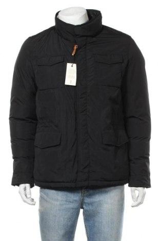 Мъжко яке Polo Club, Размер L, Цвят Черен, Полиестер, Цена 71,55лв.