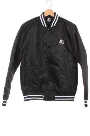 Ανδρικό μπουφάν Starter, Μέγεθος L, Χρώμα Μαύρο, Πολυαμίδη, Τιμή 28,96€