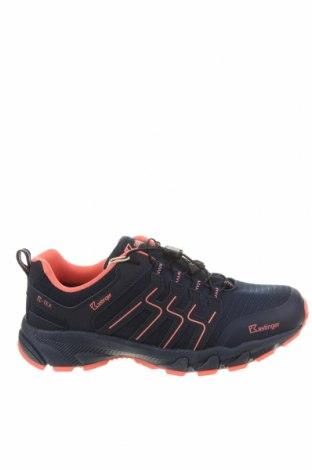 Обувки Kastinger, Размер 41, Цвят Син, Текстил, еко кожа, Цена 126,75лв.