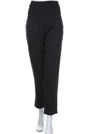 Панталон за бременни Target, Размер XL, Цвят Черен, Вискоза, полиамид, полиестер, еластан, Цена 29,30лв.