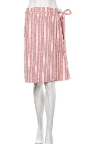 Φούστα Clothing & Co, Μέγεθος XL, Χρώμα Ρόζ , 55% λινό, 45% βισκόζη, Τιμή 13,64€