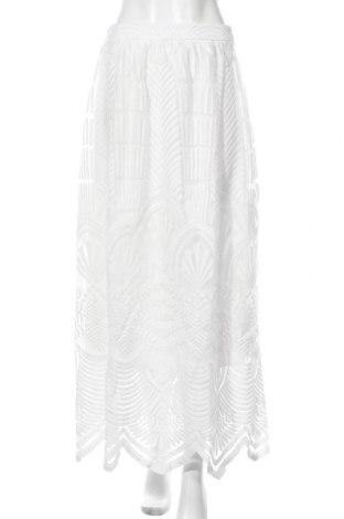 Φούστα Desigual, Μέγεθος M, Χρώμα Λευκό, Πολυεστέρας, Τιμή 32,24€