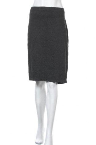 Φούστα Emerson, Μέγεθος XL, Χρώμα Γκρί, Βισκόζη, πολυεστέρας, ελαστάνη, Τιμή 17,11€