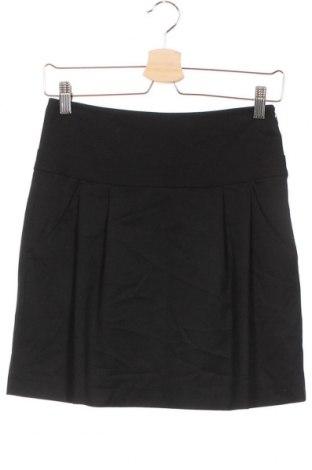 Φούστα Kookai, Μέγεθος XS, Χρώμα Μαύρο, Τιμή 12,15€