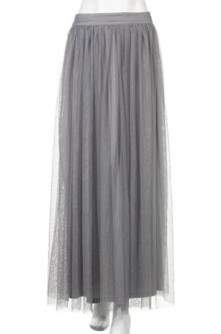 Φούστα Lace & Beads, Μέγεθος L, Χρώμα Γκρί, Πολυεστέρας, Τιμή 26,29€