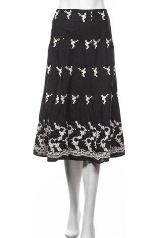 Φούστα Noni B, Μέγεθος XXL, Χρώμα Μαύρο, Βαμβάκι, Τιμή 16,89€