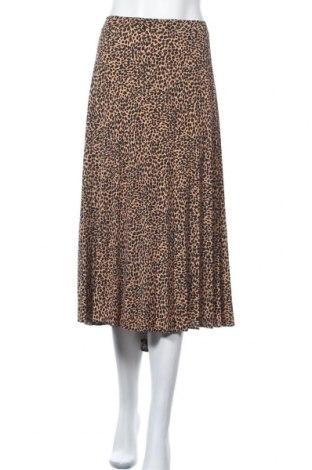Φούστα Oasis, Μέγεθος 3XL, Χρώμα Καφέ, 95% πολυεστέρας, 5% ελαστάνη, Τιμή 22,81€