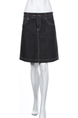Φούστα Tommy Hilfiger, Μέγεθος M, Χρώμα Μαύρο, 71% βαμβάκι, 28% πολυεστέρας, 1% ελαστάνη, Τιμή 20,78€