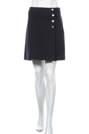 Φούστα Tommy Hilfiger, Μέγεθος L, Χρώμα Μπλέ, 69% βισκόζη, 25% πολυαμίδη, 6% ελαστάνη, Τιμή 19,74€